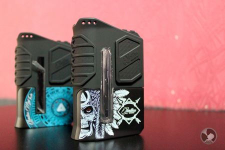 Limitless Arms Race LMC V2 220W Black Skull