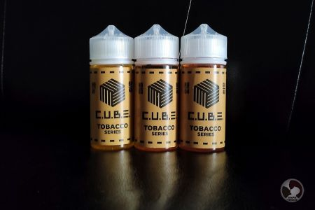C.U.B.E. Tobacco series